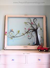 Decorate With Old Windows 24 Antique Windows As Wall Decor Wood Door And Wooden Panels For