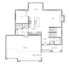 Square Kitchen Floor Plans Two Story Floor Plans Nick Anderson