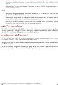 Pu Europe Environmental And Economic Analysis Of Insulation