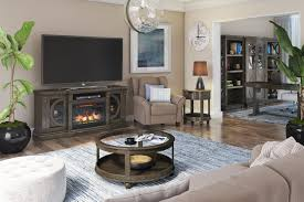 why should you get a tv stand with electric fireplace