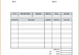 Invoice Schedule Template Maintenance Invoice Template With Interior Finish Schedule Template