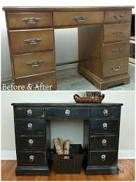 black and brown wood furniture best distressed desk ideas on distressed furniture furniture distressing and distressed