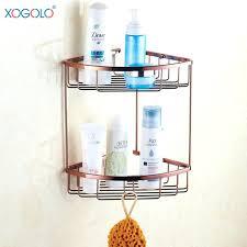 oxo bathtub corner shelf ideas