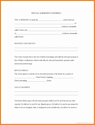 Printable Sample Free Lease Agreement Template Form Latter Example