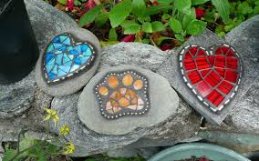 garden decoration. Mosaic-garden-decorations-14 Garden Decoration P