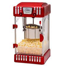 good sam club camping world elite tabletop retro style kettle popcorn popper machine