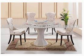 Marble Dining Room Sets New Design Round Marble Dining Rotaing Table For Sale Buy Round