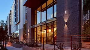 One Henry Adams Apartments Design District Showplace Square - Warehouse loft apartment exterior