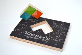 business card puzzles corporate gifts
