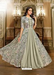 Gown Design Latest 2019 Indian Ethnic Wear Online Store Gown Dress Online Indian