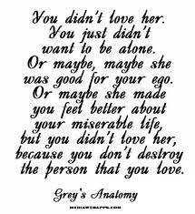 You Didn T Love Her Quotes Fascinating Dont You Love Her Quotes On QuotesTopics