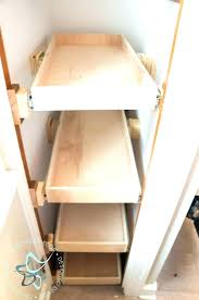 diy pullout pantry marvelous sliding pantry shelves pull out home depot kitchen shelving