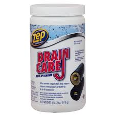 drain care build up remover zdc16 the home depot