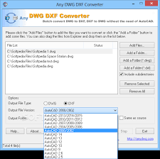 Convert Dwg To Dxf Download Any Dwg Dxf Converter 2018