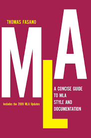 A Concise Guide To Mla Style And Documentation Hardcover