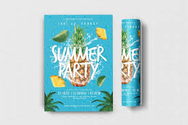 Party Template 20 Best Party Club Flyer Templates Design Shack