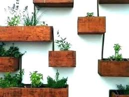 wall mounted plant holders hanging planters outdoor wall planters outdoor wooden wall plant holders wooden wall