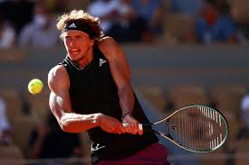Alexander sascha alexandrovich zverev is a german professional tennis player. Alexander Zverev This May Sound Arrogant But I Don T Care About Semis Or Final Portal4sport