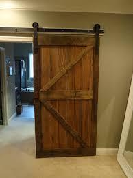 Closet Barn Doors Home Design Sliding Closet Barn Doors Landscape Contractors