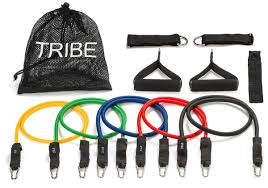 Resistance <b>Exercise Band Set</b> | Tribe Fitness
