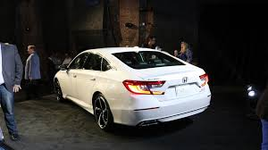 2018 honda accord design. Unique 2018 2018 Honda Accord Live Shots With Honda Accord Design