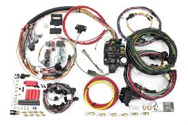 26 circuit direct fit 1969 chevelle bu harness painless part