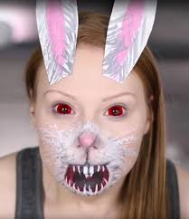 Small Picture 15 DIY Snapchat Filter Costumes Best Ideas for Snapchat Makeup