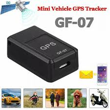 GS <b>GF-07</b> Car <b>Tracker Mini</b> GPS Locator <b>Smart</b> Magnetic Anti-Lost ...