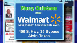 Walmart Alvin Tx Alvin Advertiser Publishes Naughty Walmart Ad In Newspapers