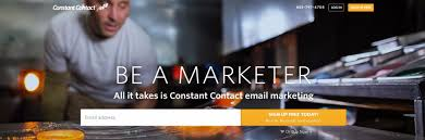 of the best email marketing services for your affiliate site constant contact from 20 per month