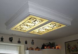 fluorescent lighting decorative fluorescent light covers home