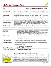 paragraph essay introduction to writing high school by  5 paragraph essay introduction to writing high school by morgenstern93 teaching resources tes