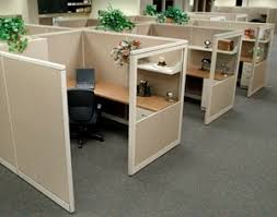 Image Workplace Milwaukee Office Cubicles Provide Privacy And Profit Wayfair New Office Cubicles For Sale In Milwaukee Computer Desks Kenosha