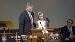 Peace in Christ - Ava Holland - YouTube
