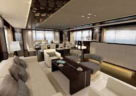 Luxury Yacht Interior Design Trends With Boat Pictures