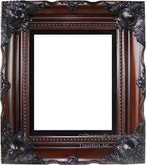 wooden frames to paint designs