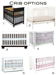 ikea crib option 1 i was looking for a piece that was a bit traditional looking