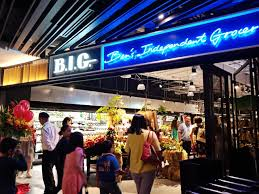 b i g is now open at damansara mall