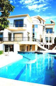 modern pool designs with slide. Modern House Floor Plans With Swimming Pool Residential Indoor Slide Big Houses Pools Slides Designs N