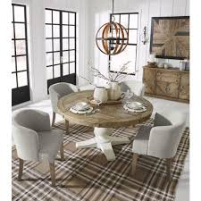 grindleburg round dining room table in light brown d754 50 by dining rooms
