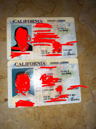 In Id Use California Best To Fake