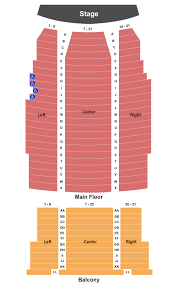 Colonial Theater Seating Chart Colonial Theatre Idaho Falls Tickets Idaho Falls Id