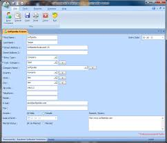 Address Database Software Free Download Customer Info Manager Free 1 0 15