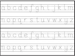 Alphabet-worksheets-for-kindergarten- & Small Letter Tracing ...