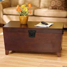 interessant wooden chest coffee table uk modern tables ideas trunk storage dark