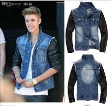 painted jacket leather best mens black military jacket long