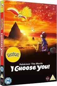 Amazon.com: Pokemon The Movie: I Choose You! DVD : Movies & TV