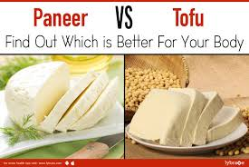 paneer vs tofu find out which is better for your body