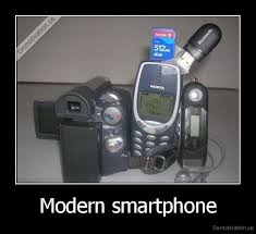 demotivation Modern smartphone