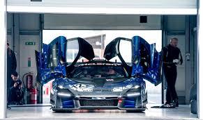 Driving The Track Ready Race Banned Mclaren Senna Gtr